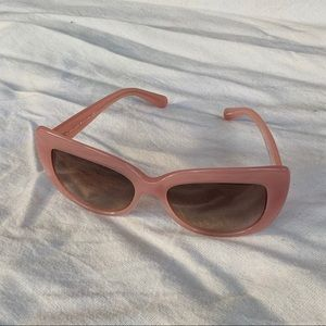 Blush Pink Kate Spade Sunglasses